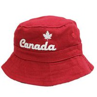 Canadiana Baby Boys' Bucket Hat