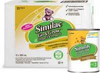 Similac Go & Grow with Omega-3 & Omega-6