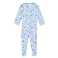 9c585c7125 George Baby Boys  Zip-Up Sleeper