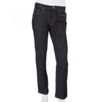 George Men's Slim Fit Jeans Deep Blue 30x32