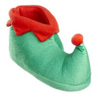 George Girls' Holiday Slippers 13-1