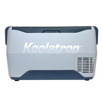 Koolatron® SmartKool™ SK30 Portable Cooler Freezer 32 Quart / 30L Bluetooth® Enabled 12V DC/110V AC Refrigerator for Travel, Camping, Car, Truck, Boat, RV, Tailgate, BBQ, Hotel