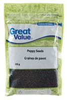Graines de pavot de Great Value
