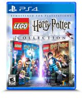 Jeu vidéo collection LEGO Harry Potter (PS4)