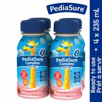 PediaSure Complete® Grow & Gain™ - Strawberry