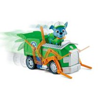 PAW Patrol Rocky's Recycling Truck Toy Vehicle