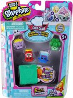 Shopkins Chef Club Play set