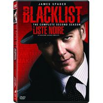The Blacklist: The Complete Second Season (Bilingual)