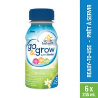 Go & Grow by Similac® Toddler Drink, Vanilla Ready-to-Feed