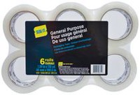 Seal-It™ Clear Packaging Tape