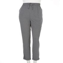 George Plus Women's Soft Tapered Pant Grey 3X