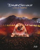 David Gilmour - Live At Pompeii (2 Music Blu-ray)