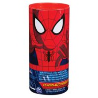 Cardinal Games Marvel's Ultimate Spider-man 24 Piece Tube Jigsaw Puzzle