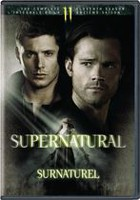 Supernatural: The Complete Eleventh Season (Bilingual)