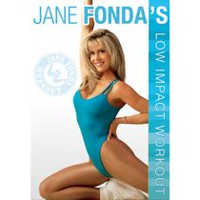 Jane Fonda's Low Impact Workout