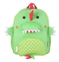 ZOOCCHINI - Kids Everyday Backpack - Devin the Dinosaur - Daycare School Bag