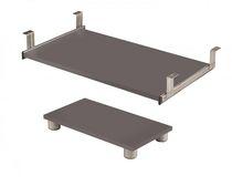 Bestar Connexion Keyboard Shelf And Cpu Platform