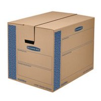 Fellowes Bankers Box® SmoothMove™ Prime Moving Boxes - Qty 6 Large