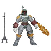 Star Wars Hero Mashers Episode VI Boba Fett Action Figure