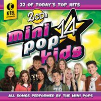 Mini Pops - Mini Pops Kids 14 (2CD)