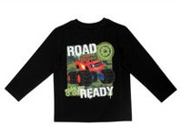 Blaze and the Monster Machines Boys Long Sleeve T-Shirt 2T