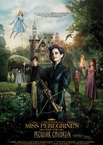 Miss Peregrine's Home For Peculiar Children (Blu-ray + Digital Copy + Gift With Purchase) (Bilingual)