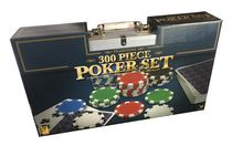 Traditions Professional 300-Piece Poker Set in Aluminum Carry Case