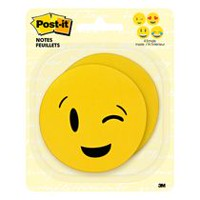 Feuillets Post-it®, 7,4 cm x 7,4 cm (2,9 po x 2,9 po)