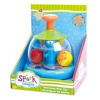 Spark Create Imagine Spinning Ball Top Infant Toys