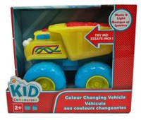 kid connection Dumper Truck Colour Changing Vehicle