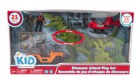 kid connection Dinosaur Attack Play Set