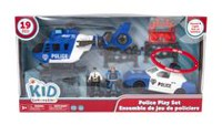 kid connection Police Play Set