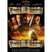Pirates Of The Caribbean: The Curse Of The Black Pearl (Bilingual)