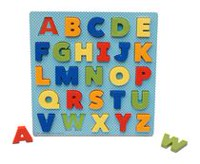Spark Create Imagine 3D Alphabet Puzzle