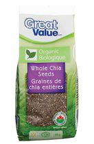 Great Value Organic Whole Chia Seeds