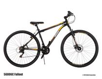 Wicked Fallout™ 29 Inch Men's Bicycle