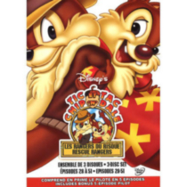 Disney's Chip 'N' Dale: Rescue Rangers, Vol. 2 (Bilingual)