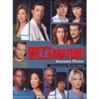 Grey's Anatomy: The Complete Third Season (Seriously Extended)