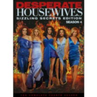 Desperate Housewives: The Complete Fourth Season - Sizzling Secrets Edition