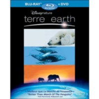 Disneynature : Terre (Blu-ray + DVD) (Bilingue)