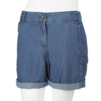 George Women's Cargo Shorts 14