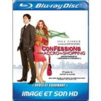 Confessions Of A Shopaholic (Blu-ray) (French Edition)