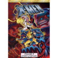 Collection Bandes Dessinées Marvel Sur DVD : X-Men, Vol.3 (Bilingue)