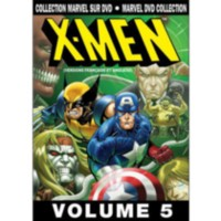Collection Bandes Dessinées Marvel Sur DVD : X-Men, Vol.5 (Bilingue)