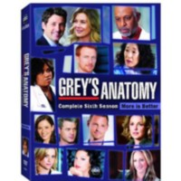 Grey's Anatomy: The Complete Sixth Season - More Is Better