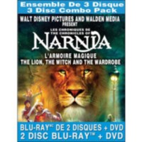 The Chronicles Of Narnia: The Lion, The Witch And The Wardrobe (3-Disc) (2-Disc Blu-ray + DVD) (Bilingual)