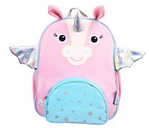 ZOOCCHINI - Kids Everyday Backpack - Allie the Alicorn - Daycare School Bag