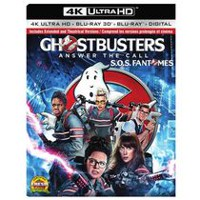 Ghostbusters (2016) (4K Ultra HD + Blu-ray 3D + Blu-ray + Digital HD)