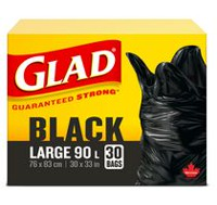 Glad Easy-Tie® Garbage Bags -Large