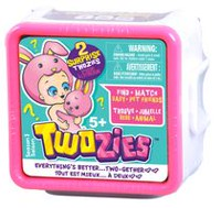 Twozies Season 1 Find + Match Pack Dolls
